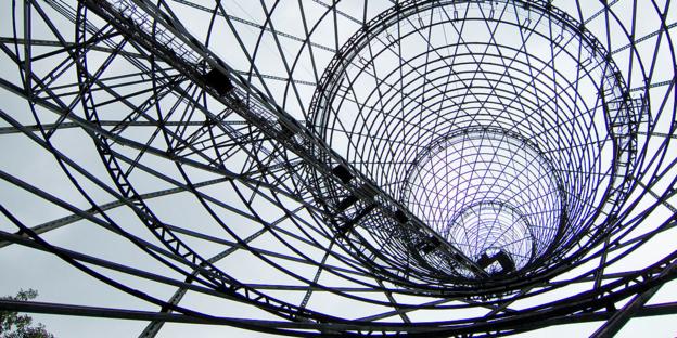Konstruktivismus Architektur: Taz.neubau: Konstruktivismus Für Die Taz