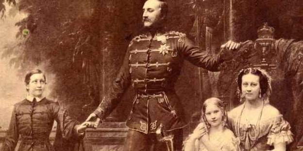 George V et Marie de Hanovre