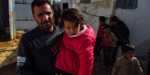 Fluechtlinge saleh