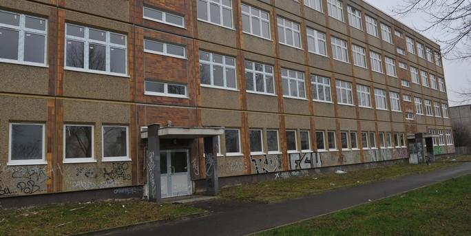 Berlin Flüchtlingsheim