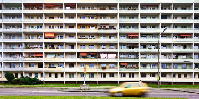 Zahl der sozialwohnungen gesunken billige wohnungen for Billige wohnungen
