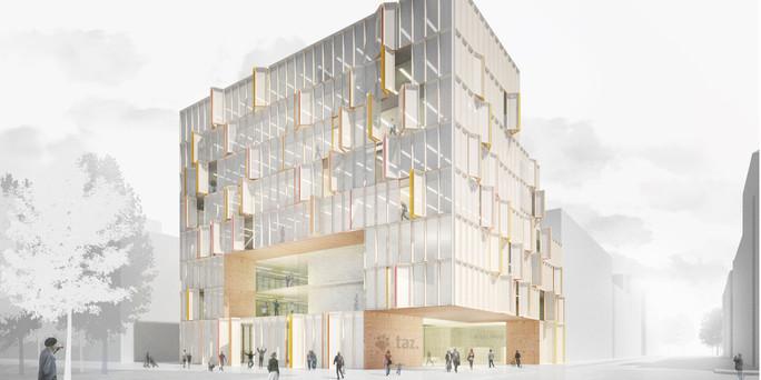 Anerkennung glass kramer l bbert architekten aus berlin for Architektur werkstatt