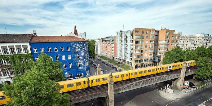 Berlin Programm Im April