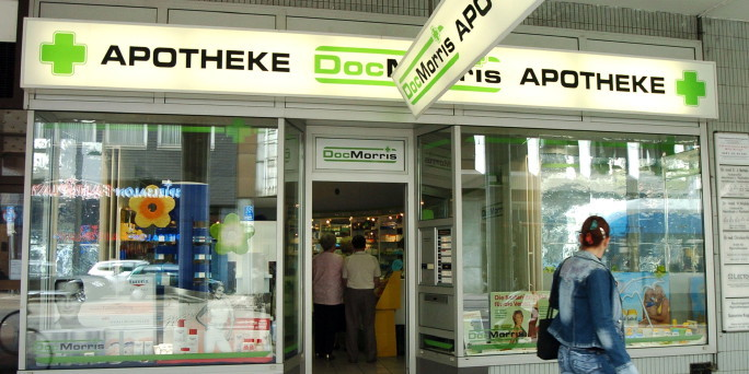 European pharmacy online apotheke