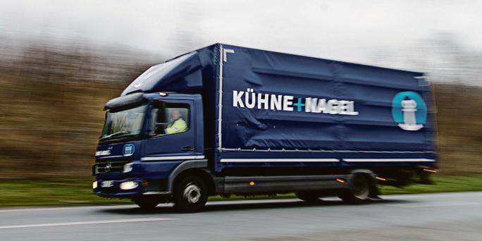 Ku00fchne+Nagel Von Der Geschichte Eingeholt - Taz.de