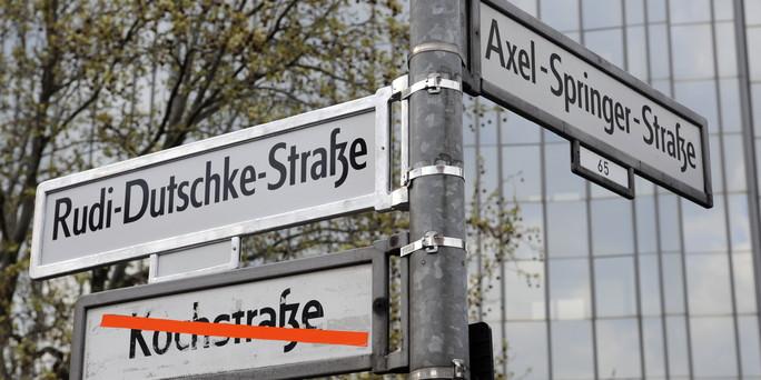 Axel Springer Strasse