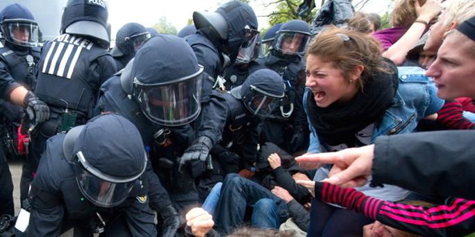 Polizeigewalt In Deutschland