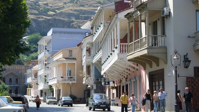 Armenien Georgien Baku Programm Der Reise Taz De