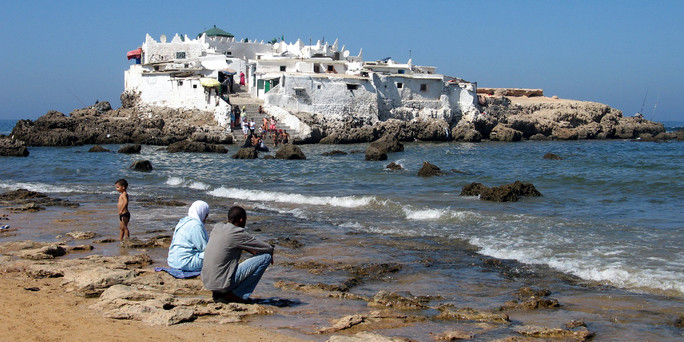 Marokko (Nord): Programm der Reise - taz.de