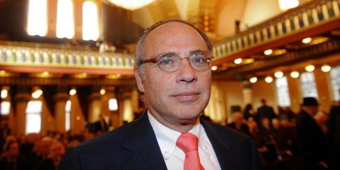 Kandidat für Vorsitz Zentralrat der Juden: Der brave Dieter und ...