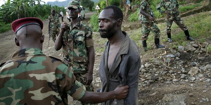 Ruanda Krieg