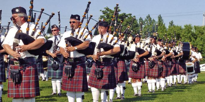 Schottland Traditionen