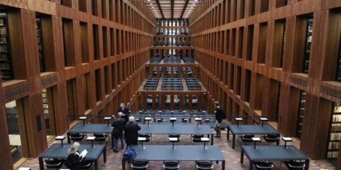 Hu Bibliothek Adlershof