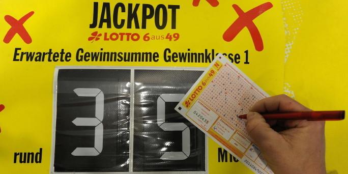 Lotto Jackpot Geknackt