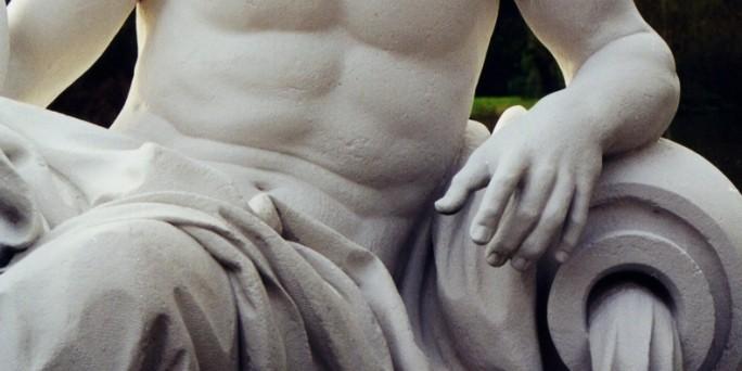 Nacktblog des schwulen Mannes der Berge