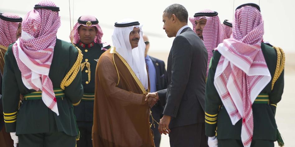 Wochenende Saudi Arabien