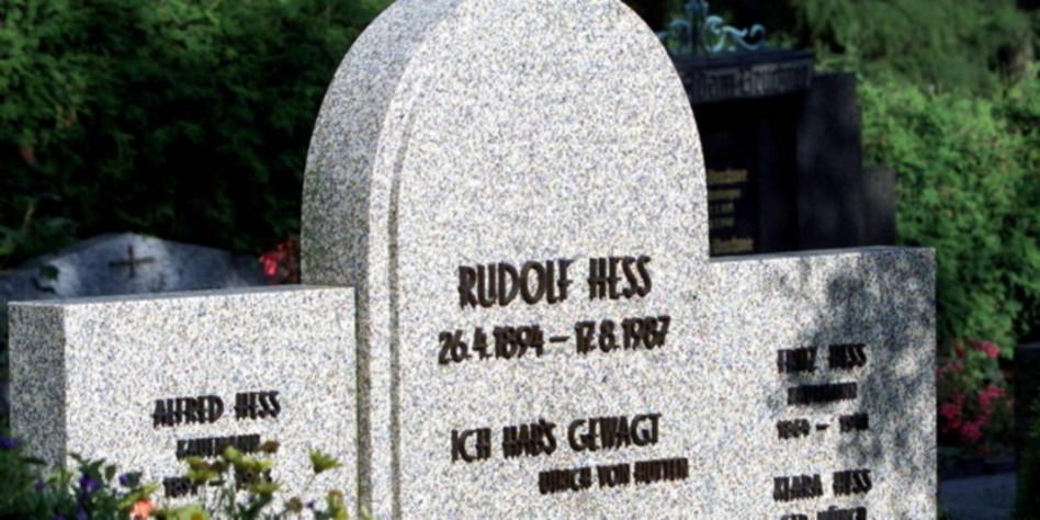 Wo Ist Hitlers Grab