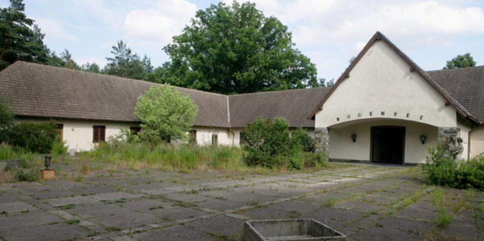 goebbels villa wird verkauft nebenan die waldschule. Black Bedroom Furniture Sets. Home Design Ideas