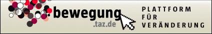bewegung.taz.de - Plattform für Veränderung